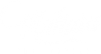 Makara Surf Company logo in white